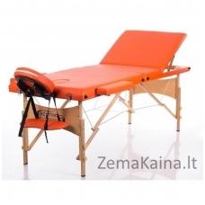 Sulankstomas masažo stalas Restpro Classic 3/Orange