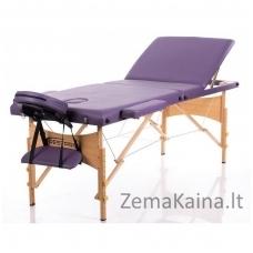 Sulankstomas masažo stalas Restpro Classic 3/Purple