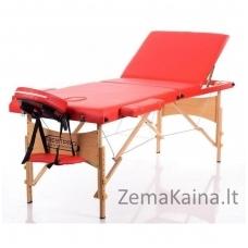 Sulankstomas masažo stalas Restpro Classic 3/Red