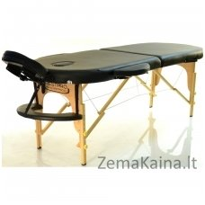 Sulankstomas masažo stalas Restpro Classic Oval 2/Black