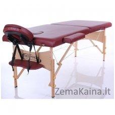 Sulankstomas masažo stalas Restpro Classic 2/Wine