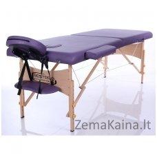 Sulankstomas masažo stalas Restpro Classic 2/Purple