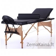 Sulankstomas masažo stalas Restpro Classic 3/Black SET