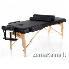 Sulankstomas masažo stalas Restpro Vip 2/Black SET