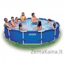 Surenkamas baseinas INTEX 366 x 76 cm