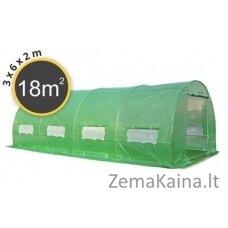 Surenkamas šiltnamis Greenhouse 18m² (3х6m)
