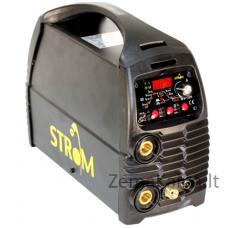 Suvirinimo aparatas STROM PULSE TIG+MMA 200A, 220V (STWS200)