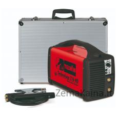 Suvirinimo aparatas Telwin TECHNOLOGY 216HD 230V ACX+lagaminas