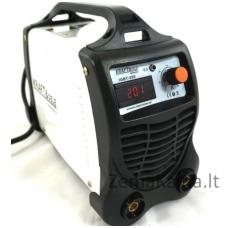 Suvirinimo inverteris KRAFTDELE IGBT MMA-250A/ 230V KD844