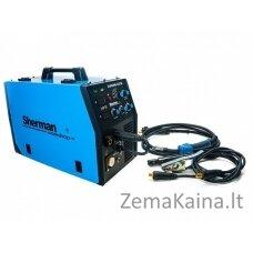 Suvirinimo pusautomatis, DUALMIG 210 S3, 200A