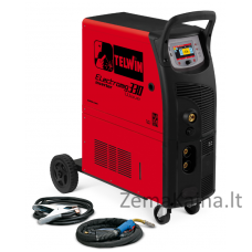 Suvirinimo pusautomatis Telwin ELECTROMIG 330 WAVE 400V AQUA