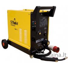 Suvirinimo pusautomatis STROM MIG-250