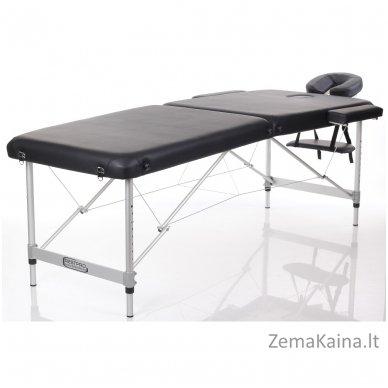 Sulankstomas masažo stalas Restpro Alu L2/Black 2