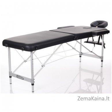 Sulankstomas masažo stalas Restpro Alu M2/Black 2