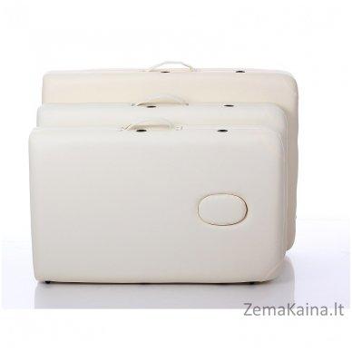 Sulankstomas masažo stalas Restpro Alu M2/Cream SET 4