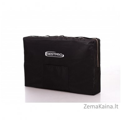 Sulankstomas masažo stalas Restpro Alu S2/Cream + DOVANA pusinė pagalvėlė 9