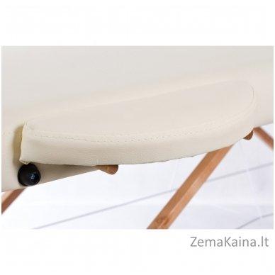 Sulankstomas masažo stalas Restpro Classic Oval 3/Cream 5