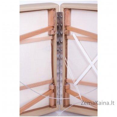 Sulankstomas masažo stalas Restpro Memory 2/Beige 7