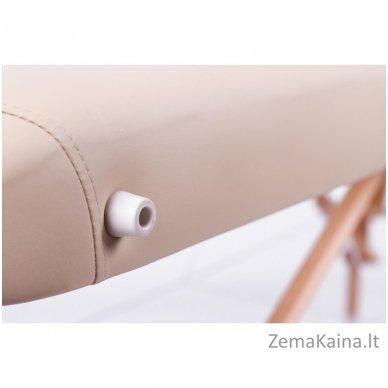 Sulankstomas masažo stalas Restpro Memory 2/Beige 8