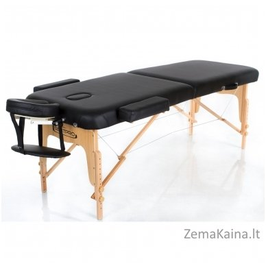 Sulankstomas masažo stalas Restpro Vip 2/Black
