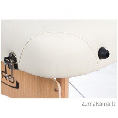 Sulankstomas masažo stalas Restpro Vip 2/Cream SET 9