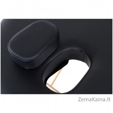 Masažo stalas Restpro Vip Oval 2/Black + DOVANA medvilninis užtiesalas 4