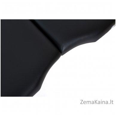 Masažo stalas Restpro Vip Oval 2/Black + DOVANA medvilninis užtiesalas 7