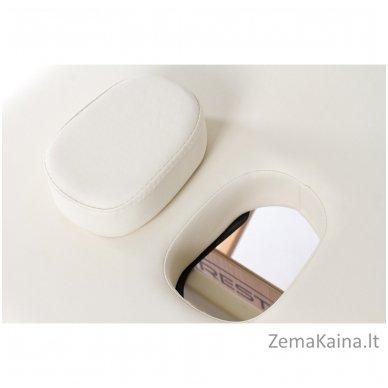 Sulankstomas masažo stalas Vip 4/ Cream 4