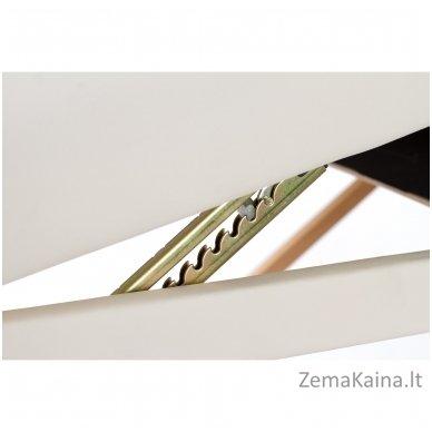 Sulankstomas masažo stalas Vip 4/ Cream 5