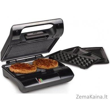Sumuštinių keptuvė PRINCESS 117002 Multi&Sandwich Grill 2
