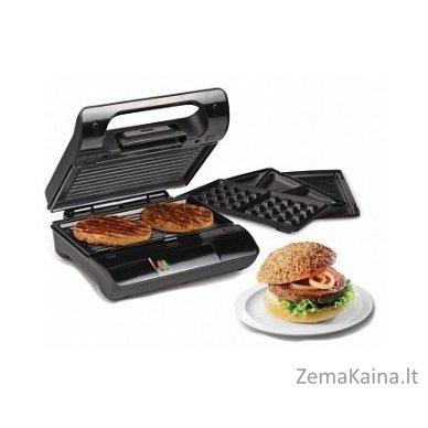 Sumuštinių keptuvė PRINCESS 117002 Multi&Sandwich Grill 4
