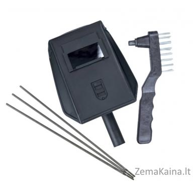 Suvirinimo elektrodais aparatas WSE 860 + priedai, Scheppach 2