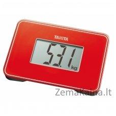 Svarstyklės Tanita HD-386 (Raudona)