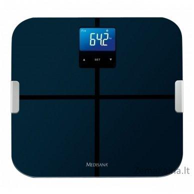 Svarstyklės - kūno masės analizatorius  Medisana BS 440