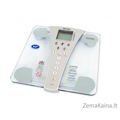 Svarstyklės - kūno masės analizatorius Tanita BC-543 2