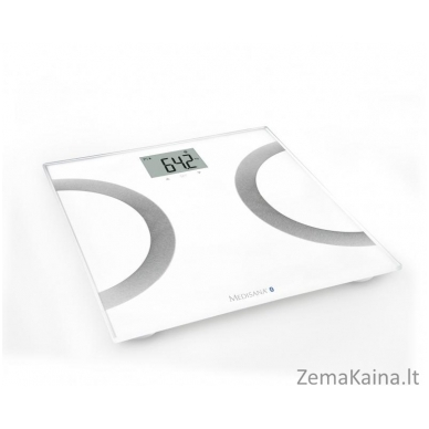 Svarstyklės Medisana BS 445 Connect Body analysis scales w/Bluetooth smart
