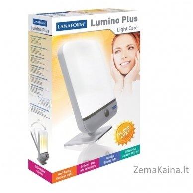 Šviesos terapijos lempa Lanaform Lumino Plus 2