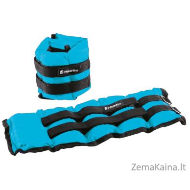 Svoriai rankoms ir kojoms inSPORTline BlueWeight (2x2 kg)