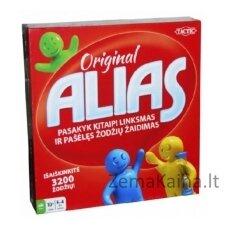 """Tactic Stalo žaidimas """"Alias Original"""""""