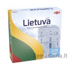 """TACTIC stalo žaidimas """"Lietuva"""""""
