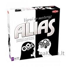 TACTIC žaidimas Alias: vyrai ar moterys?
