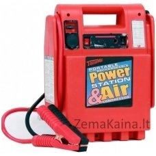 TECHNOWELD POWER 1600 nešiojamas akumuliatoriaus paleidėjas / starteris