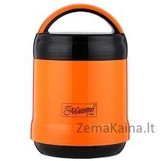 Termosas maistui MAESTRO MR-1636 Orange