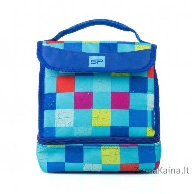 Termo krepšys Spokey Lunch Box Blue 2