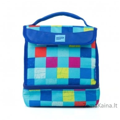 Termo krepšys Spokey Lunch Box Blue 2