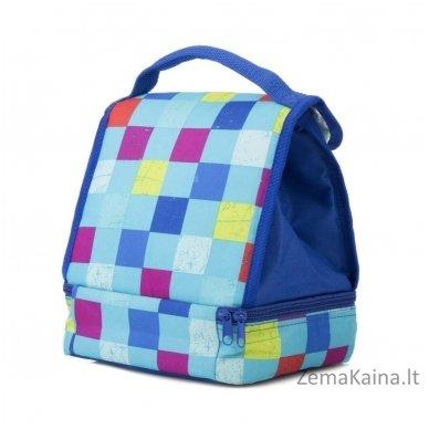Termo krepšys Spokey Lunch Box Blue 3