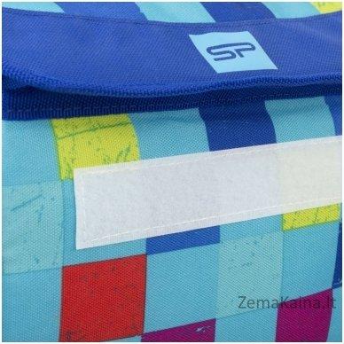 Termo krepšys Spokey Lunch Box Blue 8