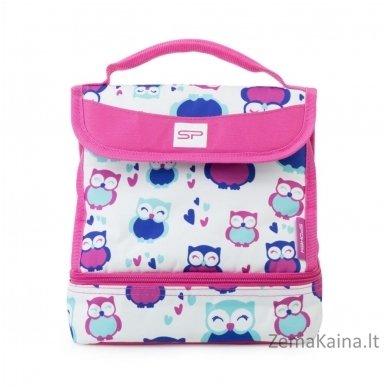 Termo krepšys Spokey Lunch Box Pink 2