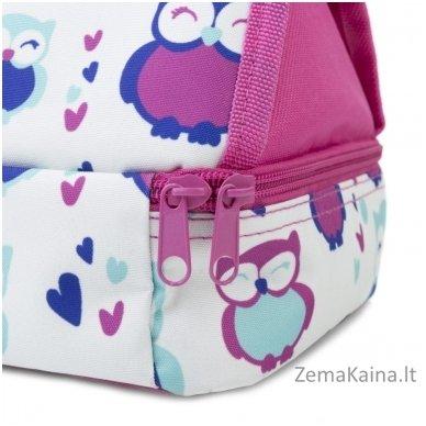 Termo krepšys Spokey Lunch Box Pink 6