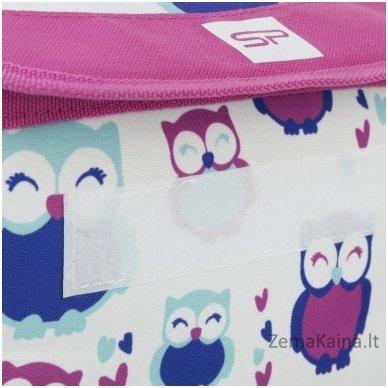 Termo krepšys Spokey Lunch Box Pink 10